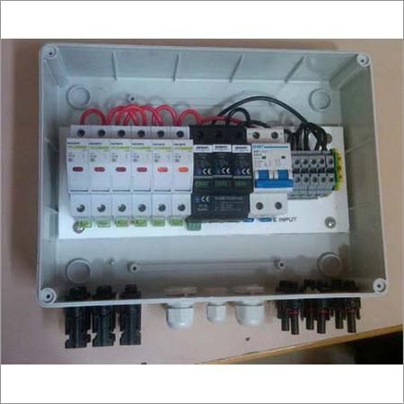 Solar Array Junction Boxes