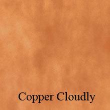 Copper Cloudly Floor Tiles