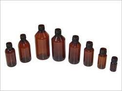 Round Pharma Pet Bottles
