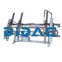 Double Effect Hydraulic Frame Press