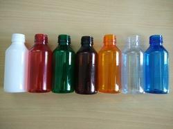 Color PET Bottles