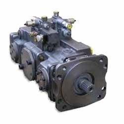 Moog Hydraulic Pump Repair