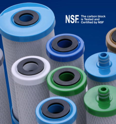 Domestic Actived Carbon Filter CTO with NSF