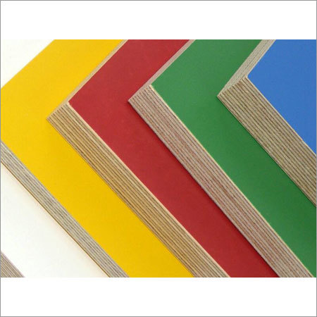Prelam HPL Colour Plywood
