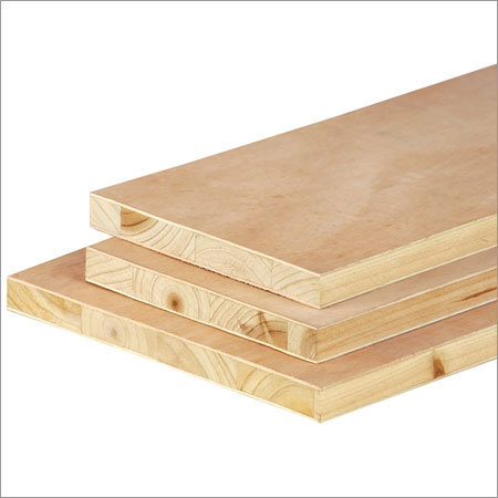 MR Commercial Grade Block Board