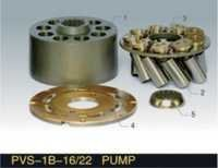 Daikin Hydraulic Piston Pump Repair