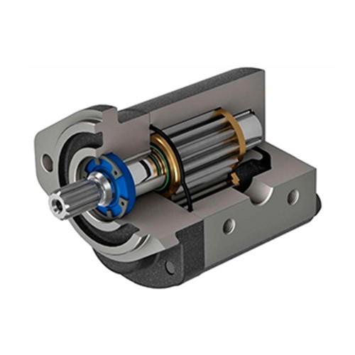 Daikin Hydraulic Motor Repair
