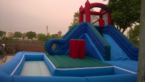 Inflatable Multiplex Bouncy