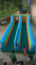 Inflatable Multiplex Bouncer
