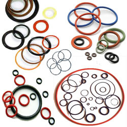 Natural Rubber O'Rings