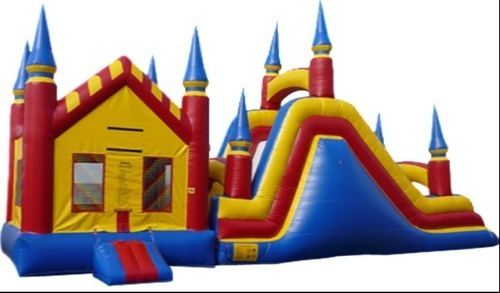 Funhouse Inflatable Castle Bouncy