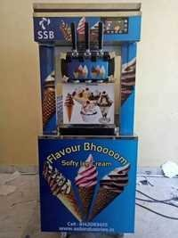 Cone Ice Cream Machine
