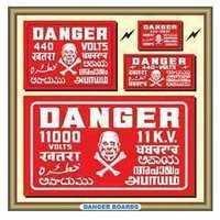 Frp Danger Plates