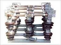 33 Kv Isolator Switch Double Stake