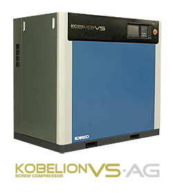 Kobelco Oil Injection Screw Compressors