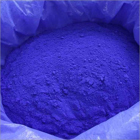 Ultramarine Blue For Masterbatches Industry