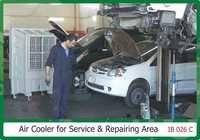 Air cooler For Service & Reparing Area