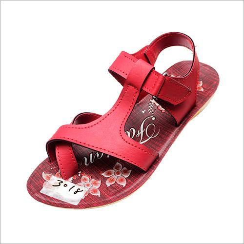 Ladies Designer PU Sandal