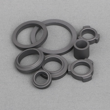 Silicon Carbide Mechanical Seal Rings