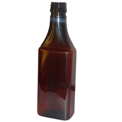 200 ML flat pet bottles