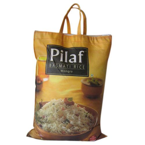 Laminated Non Woven Rice Bag