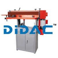 Belt Sander Oscillating Edge