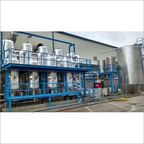 Caustic Recovery Plant (CRP)