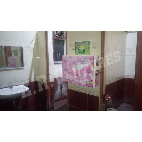 Sanitary Napkin Dispensers for Ladies Toilets