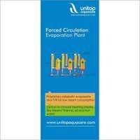 Forced Circulation Evaporation Plant