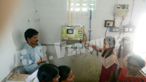 Sanitary Pad burning Machine for Schools and Colleges