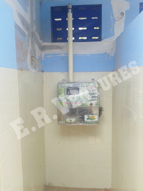 Express Fast Sanitary Napkin Incinerator Manufacturers in India