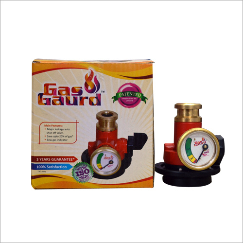 Lpg Gas Saftey Device