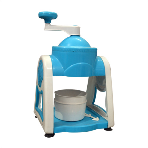 Manual Plastic Ice Crusher