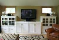 PVC Foam Sheet TV Unit Furniture