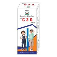 Appetite Stimulant C2G Syrup