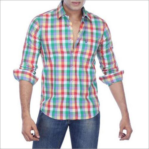 Mens Casual Wear Shirts