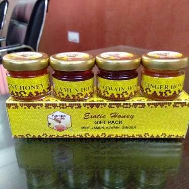 Natural Honey Gift Pack