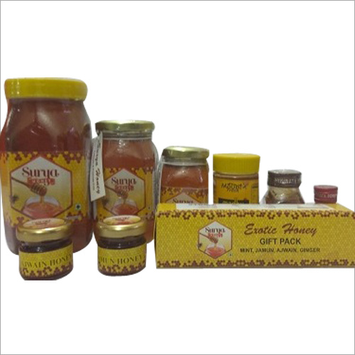 Flavored Honey Gift Pack