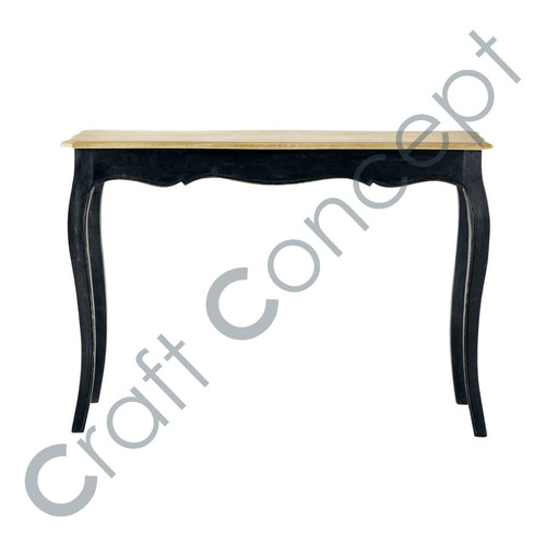 BLACK MANGO CONSOLE TABLE