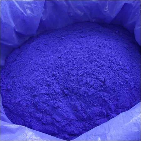 Synthetic Ultramarine Blue Pigment