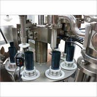 Cosmetics Cream Filling Machine