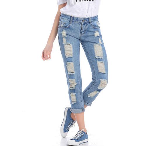 Ladies Funky Jeans