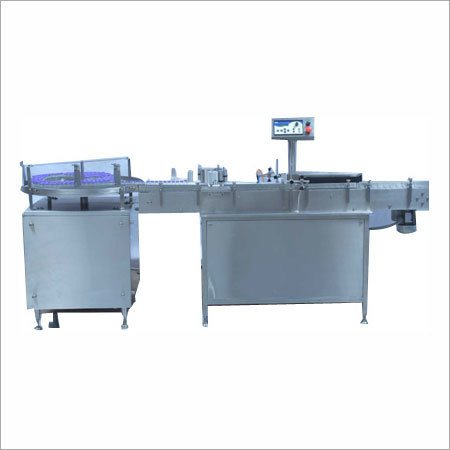 Automatic Vertical Sticker Labelling Machine