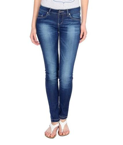 Ladies Narrow Jeans