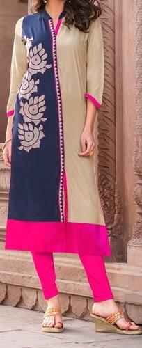 Partywear Designer Kurti