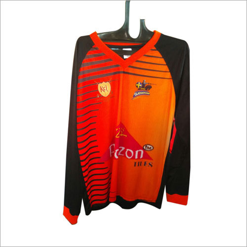 Sports Full Sleeves Jersey