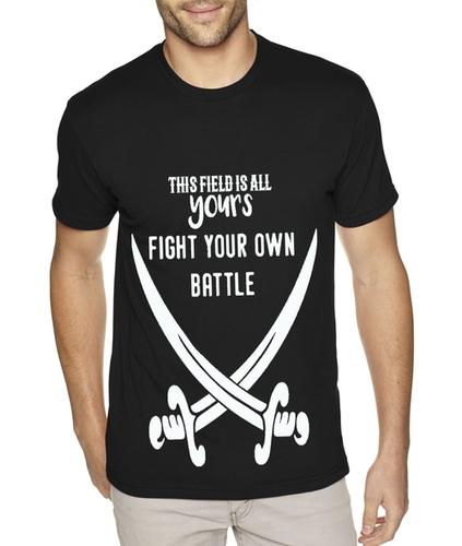 Mens Desiger Print T-Shirt