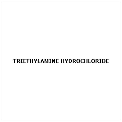 Triethylamine Hydrochloride