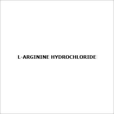 L-Arginine Hydrochloride