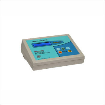 Microcontroller Based Ph Gold 533 Meter